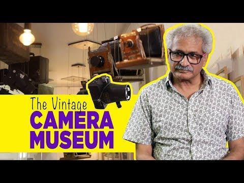 Indiatimes - Photographer & Visual Historian Aditya Arya's Vintage Camera Museum