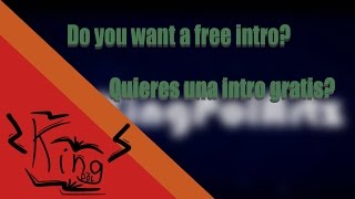 Intros Free For All,Intros Gratis Para Too | Info = Desc | Mi Promo