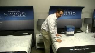Sealy Posturepedic Hybrid Mattress Line Up