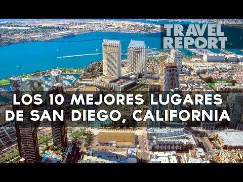 Top Ten Turístico de San Diego, California