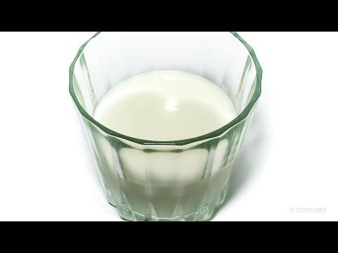 Milk Time-lapse