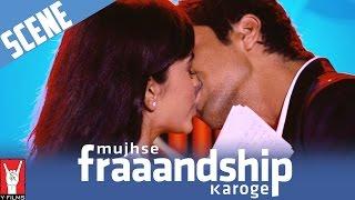 Scene: Mujhse Fraaandship Karoge | Vishal proposes to Preity | Saqib Saleem | Saba Azad