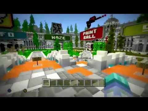 MY AMAZING NEW MINECRAFT: XBOX ONE MINIGAMES SERVER ( TU46 / TU47 / TU48 CU14 / 1.17   )