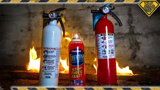 Download Did You Know THIS is Inside a Fire Extinguisher? Video