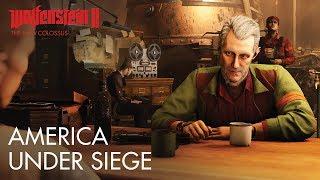 Wolfenstein II: The New Colossus – America Under Siege