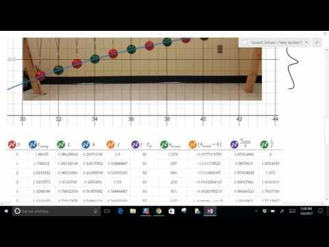 Pendulum Snake Theory vs Reality (How Long to Make each Pendulum)