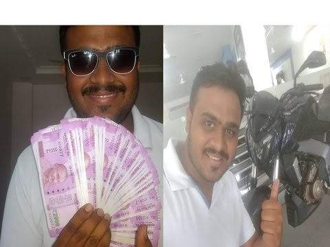 Paying CASH for my New bike | Best DEAL in India