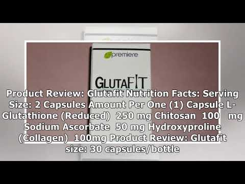 Product Review: Glutafit [UPDATED]