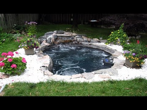 pool designs with waterfalls 💖 Water Features for Any Budget | DIY █▬█