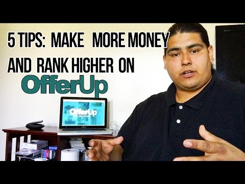How To Rank Higher & Make More Money On OfferUp | OfferUp Hacks