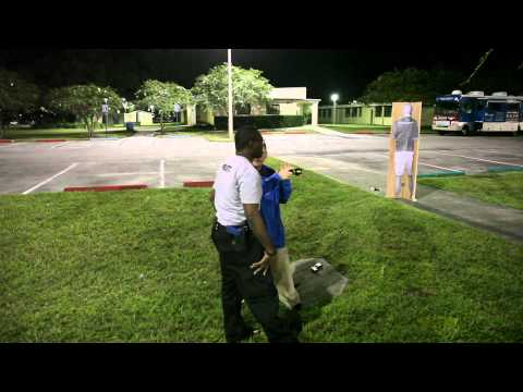 Police Academy #166 Taser Training