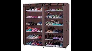 KUMAKA | Double Door Shoe Rack | Steps to Assemble the Double Door Shoe Rack