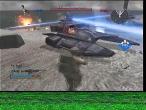 Ben Plays- Star Wars Battlefront 2!