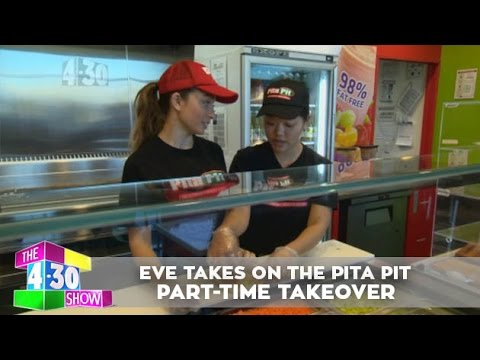 Pita Pit - Part-Time Takeover