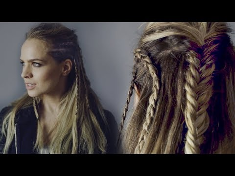 How to: Octavia Blake's Hair from The 100 - KayleyMelissa