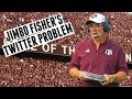 Why Texas AampM Coach Jimbo Fisher Doesn39t Like Twitter
