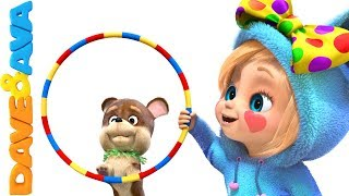😻 Nursery Rhymes and Kids Songs   Popular Nursery Rhymes and Baby Songs from Dave and Ava 😻