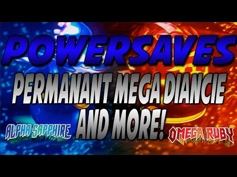 Powersaves Update: Permamant Mega Diancie and MORE!