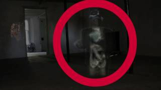 Ghost caught on tape  St Augustine Florida