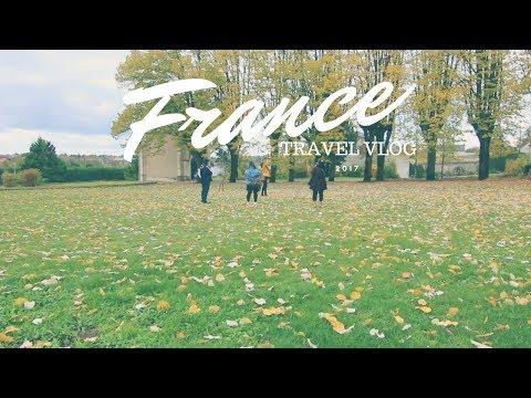 France Travel VLOG 2017: Travelling to Paris and Nevers (Saint Bernadette's tomb) | vaniitydoll