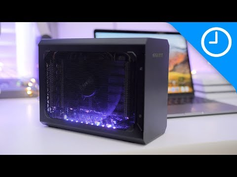 Portable eGPU? Gigabyte's 'RX 580 Gaming Box' packs a punch! [9to5Mac]