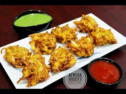 মুচমুচে বাঁধাকপির পাকোড়া রেসিপি || Cabbage Pakoda | Badhakopir Pakora | Bangladeshi Pakora Recipe