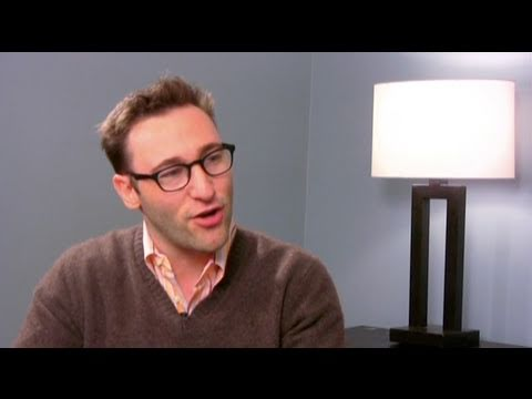 Simon Sinek on How Openness to Unknown Improves Public Speaking Skills
