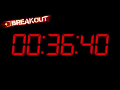 Breakout Timer with Suspenseful music