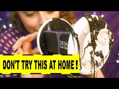 DON'T DO THIS! How I Ruined My 3Dio Binaural ASMR Microphone in an Ear Cleaning Video