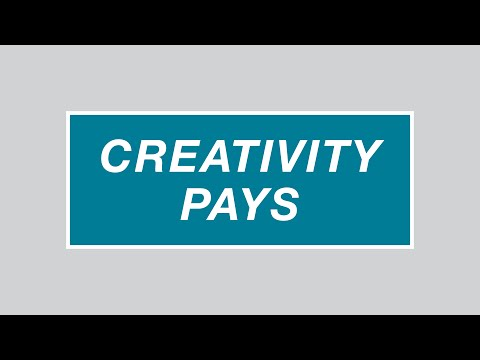 Creativity Pays – Becoming an Art Director