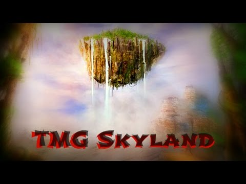 Custom Zombies - TMG Skyland: so much DETAIL! A amazing map!