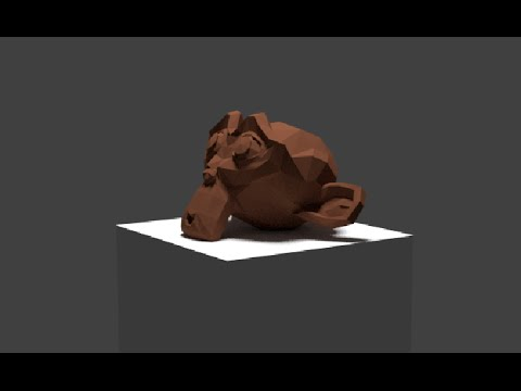 Beginner Blender Tutorial - Introduction to Camera Tracking - aka How to Showcase Your 3D Model