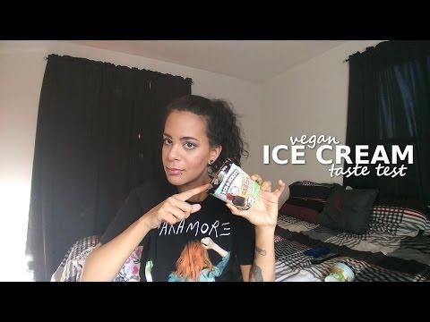 New Vegan Ice Cream Taste Test