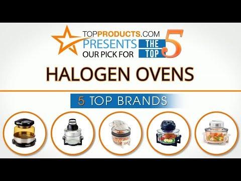 Best Halogen Oven Reviews 2017 – How to Choose the Best Halogen Oven