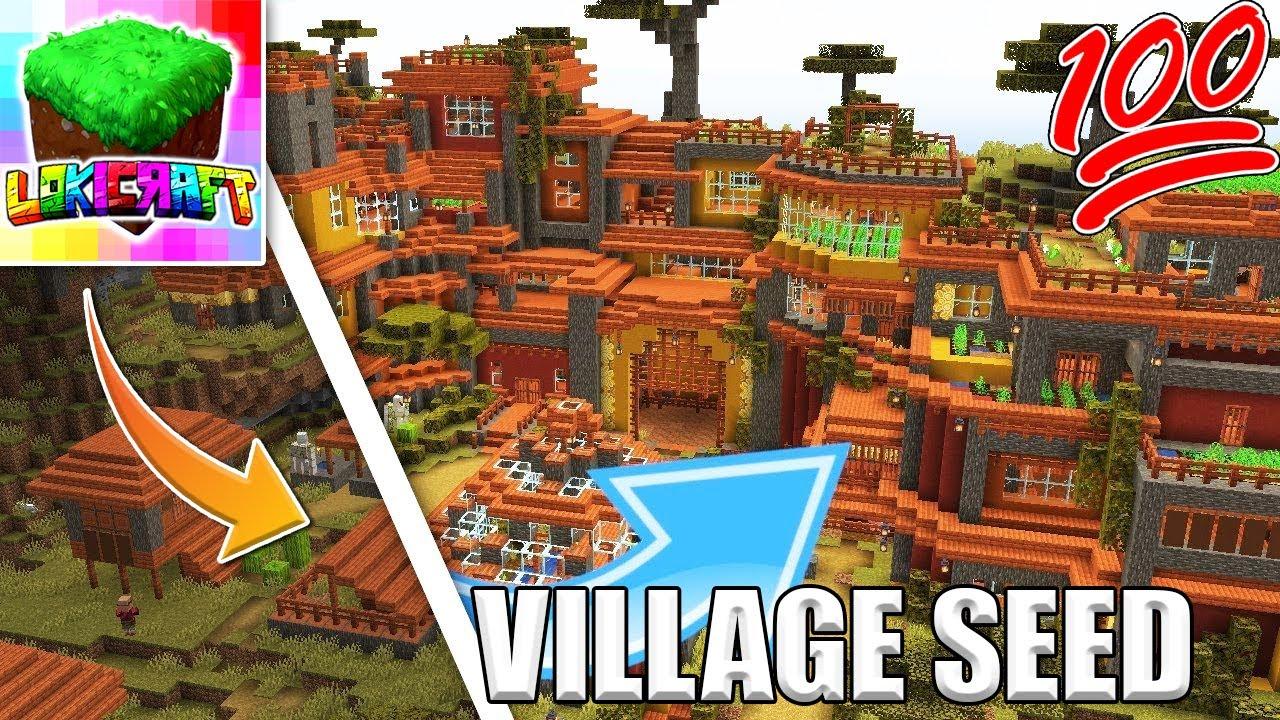 Lokicraft Big village find