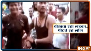 Bhopal: Youth Brutally Thrashed by Mob over Suspicion of being a Child Thief