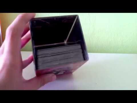 Making a vanguard deck boxes