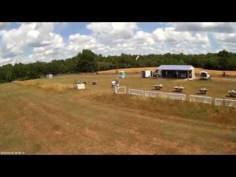 Flitetest x quad FPV VIDEO WOBBLE