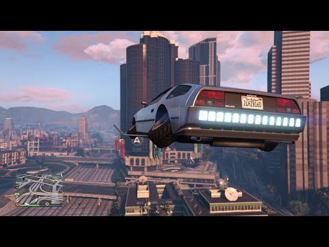 This Is GTA's Coolest Car Ever