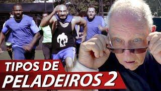 TIPOS DE PELADEIROS PARTE 2