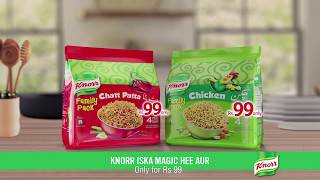 Knorr Noodles Introduces Family Pack - Fun Times for the whole family!