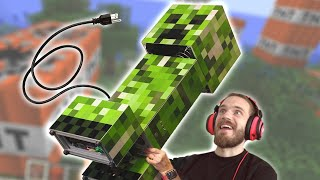I Got A Giant Creeper Computer in the Mail! - LWIAY #00115