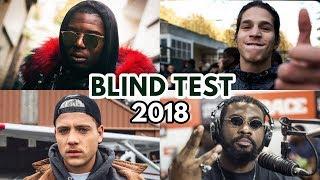 BLIND TEST - RAP FRANÇAIS 2018  🎶