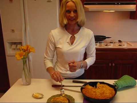 Betty's Skillet Mexican Cornbread