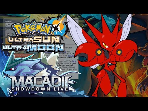 Triple Choiced Destruction!  - Pokemon Ultra Sun and Moon Showdown UU Laddering w. macadii