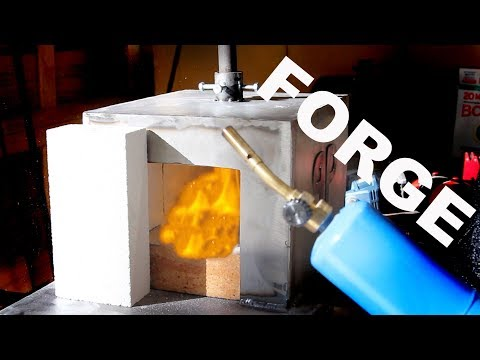 Building A New Forge