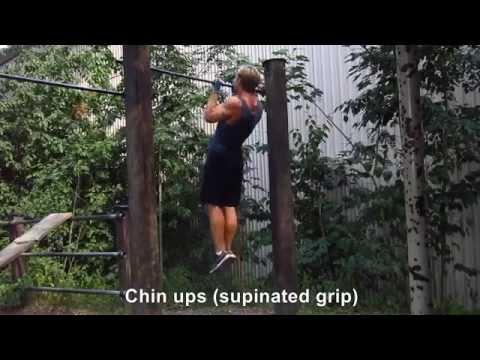 Bodyweight Biceps Workout   Exercises & Routines Calisthenics