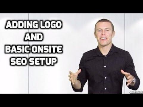 Build an SEO Agency Website Video #2 Settings