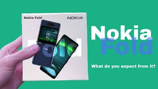 The Best Folding Phone - Nokia Fold 5G ( 2020 ) Introduction | 8 GB Ram & More