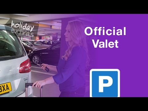 Gatwick Official Valet Parking | Holiday Extras
